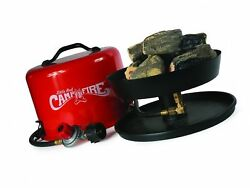 Little Red Campfire 11.25-Inch Portable Propane Outdoor Camp Fire by Camco  ...