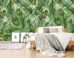 3D Feather 7006 Wall Paper Print Wall Decal Deco Indoor Wall Murals US Summer