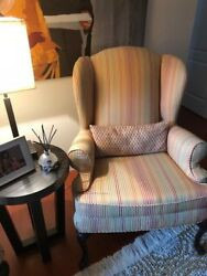 Pair of wing Armchairs! Excellent condition!