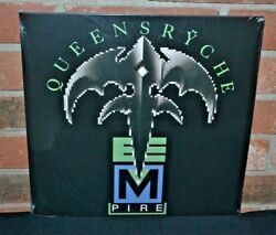 QUEENSRYCHE Empire Ltd Import 2LP CLEAR COLORED VINYL Gatefold New amp; Sealed $29.99