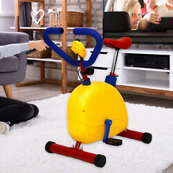 Fun And Fitness For Kids Exercise Bike Child's Cardio Exercising Equipment