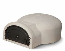 Chicago Brick Oven CBO-750 Bundle Kit Outdoor Wood Fired Pizza Oven