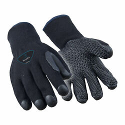RefrigiWear Warm and Durable Z Grip Performance Work Gloves with Coated Palm $16.39