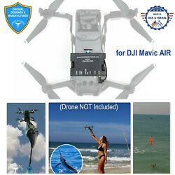 PROFESSIONAL Release Device Drone Fishing Payload Delivery for DJI Mavic AIR $179.00