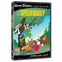 Speed Buggy - The Complete Series 4 Disc DVD Set (MOD DVD-R)