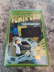 Power Grid Fabled Expansion Rio Grande Games Board Game New $19.99