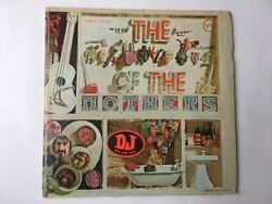 The Mothers of Invention The **** of The Mothers White Label Promo $50.00