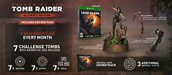 Shadow of The Tomb Raider Ultimate Edition XBOX ONE w Tombs Statue Collector's