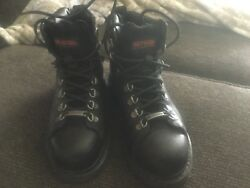 harley boots $75.00