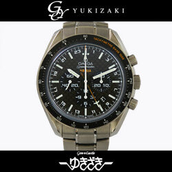 Omega Speedmaster Hb-Sia Co-Axial Gmt Impulse 321.90.44.52.01.001 Carbon (77671
