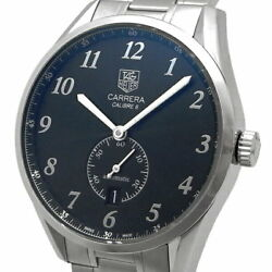 Tag Heuer Heritage Caliber 6 Was2110.Ba0732 Date Small Seconds Tagheuer (109524