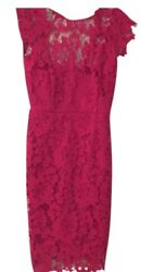 paperdoll pink cocktail dress size 4 $40.00