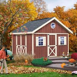 Best Barns Fairview 12 ft. x 12 ft. Shed Kit