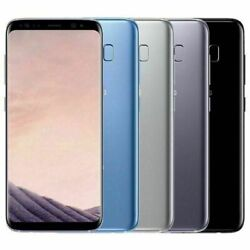 Samsung Galaxy S8+ SM-G955U -64GB- UNLOCKED (Verizon)(T-Mobile)(AT