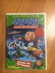 Jay Jay the Jet Plane - Lessons for All Seasons (DVD 2002)