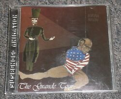The Grande Tour Suspended Animation~RARE 1996 Private Label Hard Rock Metal CD