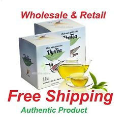 Vy & Tea Natural Herbal Tea Help Weight Loss Sleep Deep And Purifying The Body
