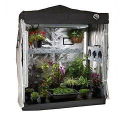 Eco Garden House Complete Indoor Growing Kit Home Planter Portable Greenhouse