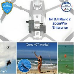 PROFESSIONAL Release Device Drone Fishing Payload Delivery for DJI Mavic 2 $179.00