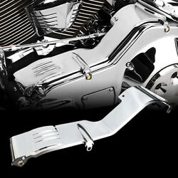 Chrome Inner Primary Covers For Harley Touring Street Glide FLHX FLH T 1990 2006 $97.99