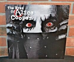 ALICE COPPER The Eyes Of Alice Cooper Limited Import 180G BLACK VINYL New