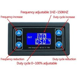 Signal Generator Module Adjustable PWM Pulse Frequency Duty Cycle Square Wave GL $12.99