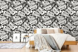 3D Magnetic Tape 7 Wall Paper Exclusive MXY Wallpaper Mural Decal Indoor Wall AJ