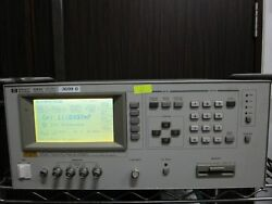 HP 4284A Precision LCR Meter with option 001 20Hz-1MHz