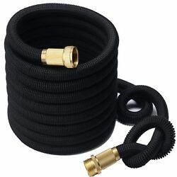 3X Stronger Deluxe Expandable Flexible Garden Water Hose 25ft50ft75ft100ft $22.97