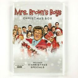 Mrs Browns Boys Christmas Box 11 Christmas Specials DVD Region 1 US Canada $34.73