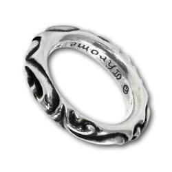 Price about 43000 yen Chrome Hearts scroll band ring