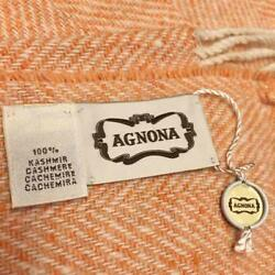 Limited cashmere 100% AGNONA large-sized blanket