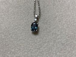 Necklace of discoloration pat alexandrite