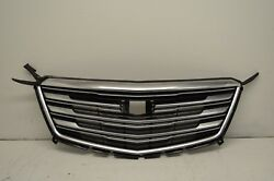 2017 2018 2019 Cadillac XT5 Front Grille Chrome OEM GM 84107964 17 18 19