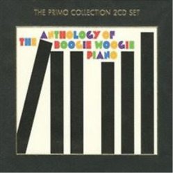 Various Artists-The Anthology of Boogie Woogie Piano (UK IMPORT) CD NEW