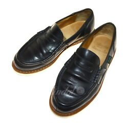 Paraboot steven alan REIMS coin loafers navy size 6 1  2F (K19994