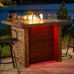 The Outdoor GreatRoom Company Marquee Propane Fire Island