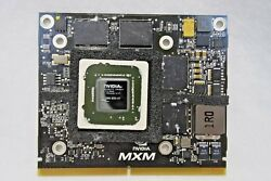 nVidia GeForce GT120 GPU for Apple 24quot; iMac OEM Video Card w 256MB VRAM nc $75.00