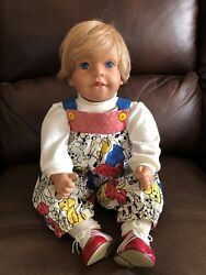 ZOOK COLLECTIBLE DOLL (SCOTTIE)