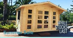 guesthouse kit storage shed she shed mans cave pool house natural wood kit