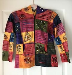 Rising International Nepal Child Size 12 Hoodie $12.00