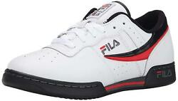 FILA MEN'S ORIGINAL FITNESS WHITEBLACKFRED $39.00