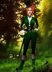 Brighid age 7283 years old she is a Leprechaun will help U immensely Money wise