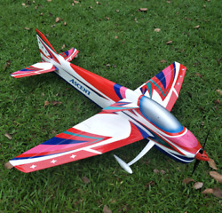 ASCENT F3A 70.75inch 120E Electric Plane for RC Airplane ARF $1269.00