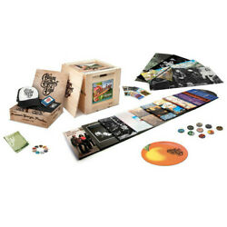 ALLMAN BROTHERS box set vinyl records - Limited Edition of 500 - Peach Crate