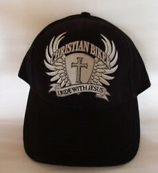 Christian biker motorcycle sports mens shed Quality Embroidered Design