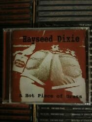 HAYSEED DIXIE A Hot Piece of Grass CD 2006 Brand New Sealed Bluegrass $15.99