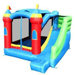Inflatable Bounce House Castle Bouncer House Slide Large Commercial For Kids