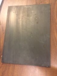 14 A36 Steel Plate Stock Rectangle Made in USA (Dimensions .25