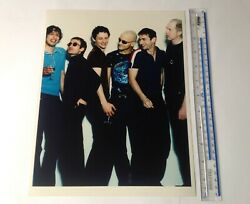 JAMES Band w Tim Booth Colour C-type Photographic Print Whiplash  She's A Star